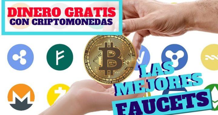 GANAR DINERO GRATIS CON CRIPTOMONEDAS LAS MEJORES FAUCETS PARA GANAR DINERO EN INTERNET