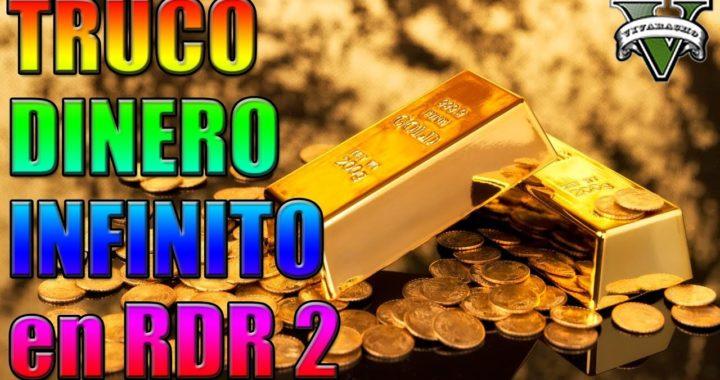 Glitch / Truco Legal para tener dinero infinito en Red Dead Redemption 2