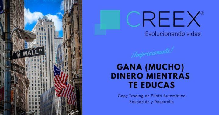 GRUPO CREEX -  Presentación Completa | GANA (mucho) DINERO MIENTRAS TE EDUCAS