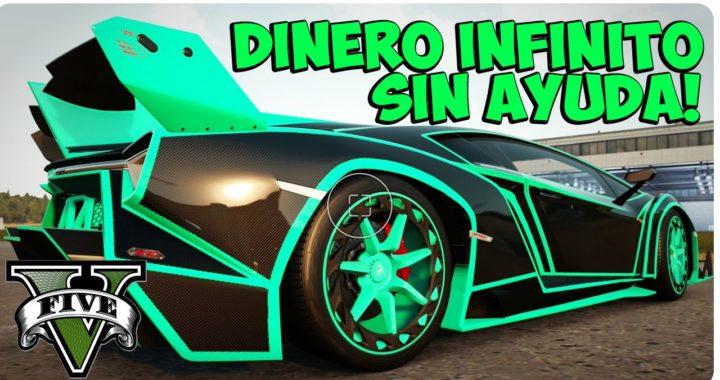 GTA 5 ONLINE DINERO INFINITO SOLO SIN AYUDA - TRUCO DINERO - NUEVO METODO - GTA V ONLINE