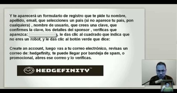 HedgeFinity 2019 ganar dinero online