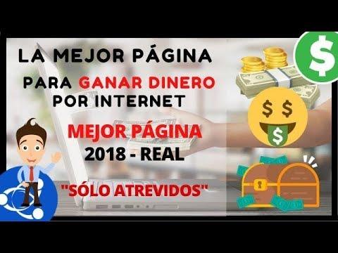 Íncreible Pagina Para Ganar Dinero Paga un 1 dolar por registrarte-2018