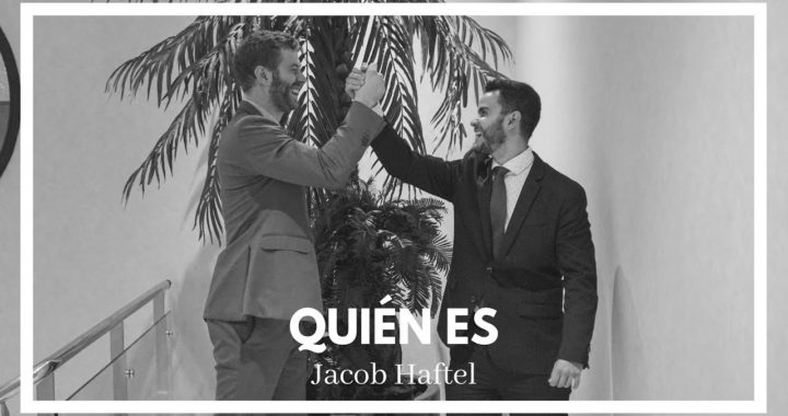 JACOB HAFTEL INCRUISES | RANGOS & LÍDERES | GANA DINERO VIAJANDO | BorjaChenoll.com