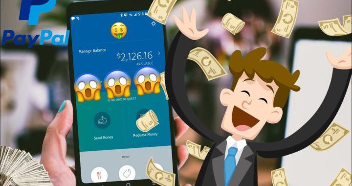 !La Mejor App de Android! Para Ganar 10$ Semanales Por PayPal [100% REAL] 2018