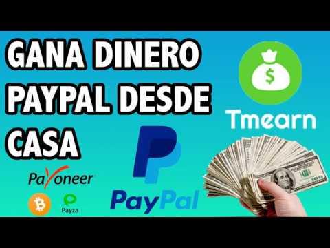 LA MEJOR MANERA DE GANAR DINERO PAYPAL DESDE CASA |2018|