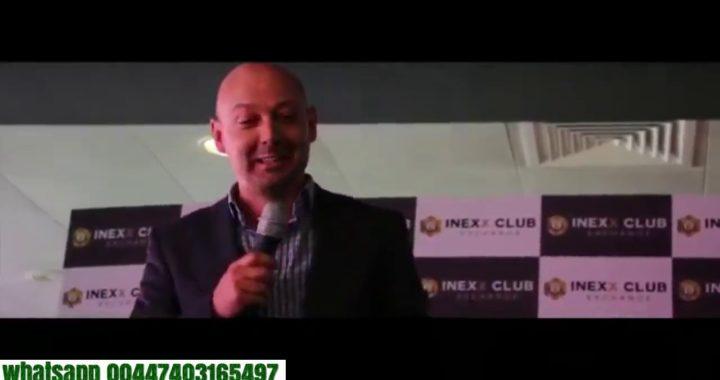 Lanzamiento INEXX NETWORKING gana 3% diario