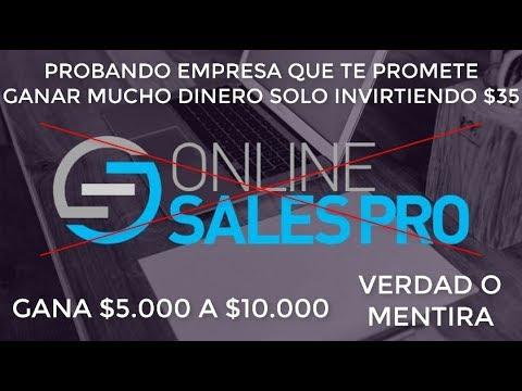 METODO EMPRESA QUE TE PROMETE GANAR $5000 A $10000 DOLARES SEMANALES VERDAD O MENTIRA PRUEBA FINAL