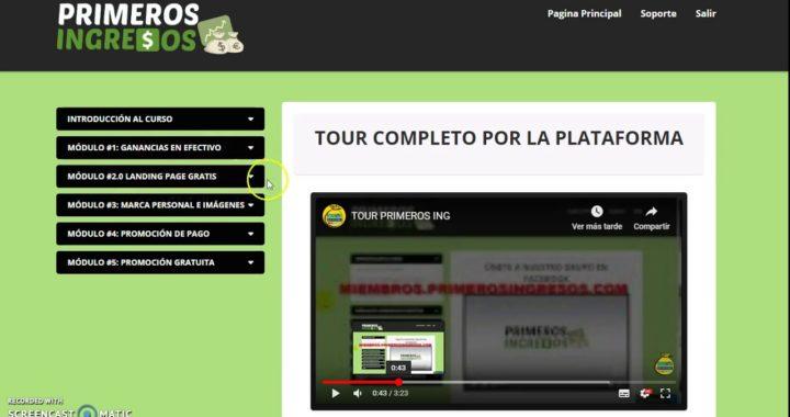 nueva plataforma para ganar ingresos online