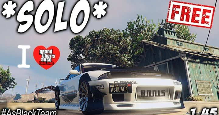 *NUEVO* GTA 5 SOLO MONEY GLITCH - SUPER FACIL - DUPLICAR SESION INVITACION (GTA V Money Glitch)