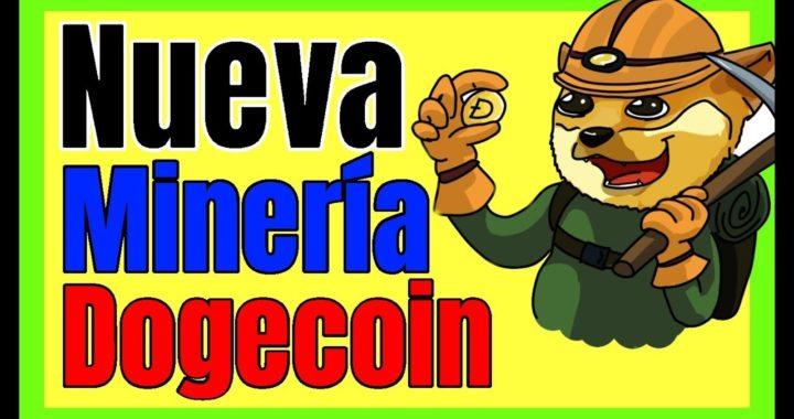 PAGINA PARA MINAR DOGECOIN RAPIDO y Ganar Dinero Online Mineria De Doge En La Nube
