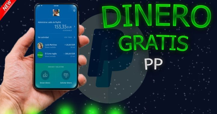!PAYPAL - COMO CONSEGUIR DINERO GRATIS EN PAYPAL 2019 SIN UTILIZAR HACKS Y MÉTODO LEGAL ACTUALIZADO!