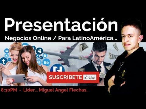 Presentacion | Negocios Online para LatinoAmerica