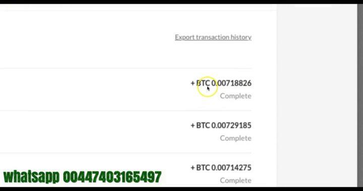 prueba de retiro 46 dolares hoy 07/11/18 FX TRADING