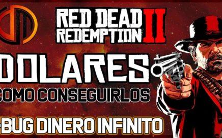 RDR2 Como Ganar DINERO + Bug Dinero Infinito | Red Dead Redemption 2 | DayMelto Gameplay Español