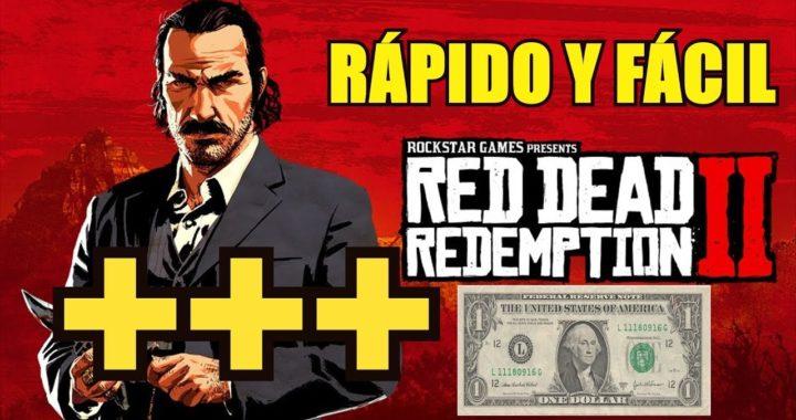 Red Dead Redemption 2 - Conseguir DINERO Rápido y Fácil