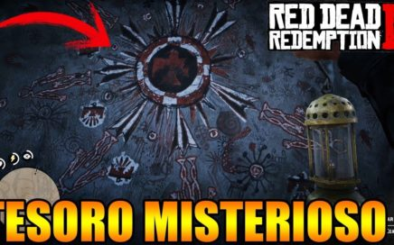 Red Dead Redemption 2 DINERO RAPIDO TESORO MISTERIOSO GRAN SECRETO