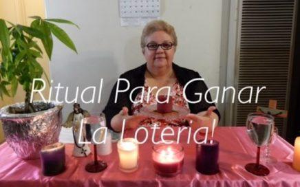 Ritual Para Ganar La Loteria!