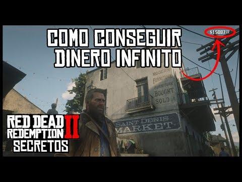 SECRETOS Y TRUCOS RED DEAD REDEMPTION 2 #9 - CONSEGUIR DINERO INFINITO RAPIDO