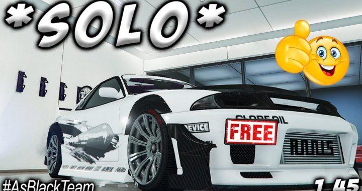 "| SOLO MONEY GLITCH | - DUPLICAR COCHES - ""GTA V Online 1.45"" - MASIVO - PLACA LIMPIA - ""SIN AYUDA"""
