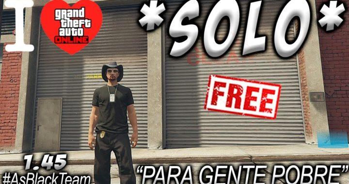 "*SOLO* - SIN AYUDA - | TRUCO PARA GENTE POBRE | GTA V - COCHES ""GRATIS"" - (PS4 - XBOX One - PC)"