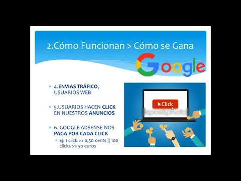 Video Gana Dinero con Google 2017