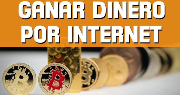 ganar dinero por internet con bitcoin